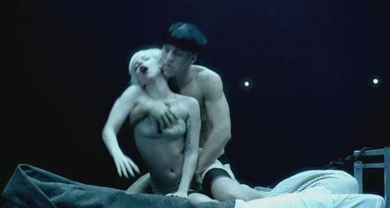 Lady Gaga sex videoer