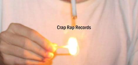 Crap rap short Normann