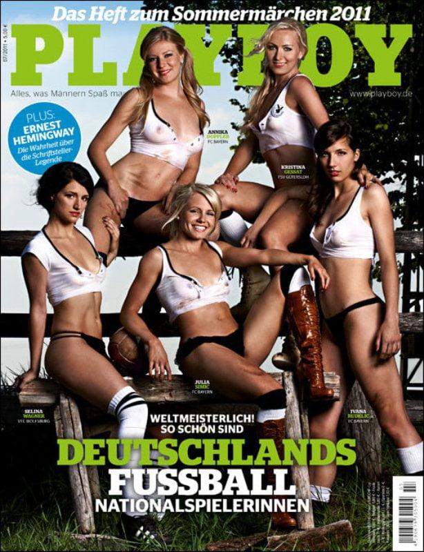 German girls footbal