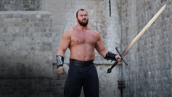 Game of Throne Hafthor