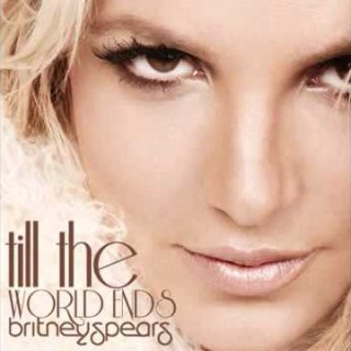 Britney Spears i sexy kjole + Remix av Till The World Ends!!!