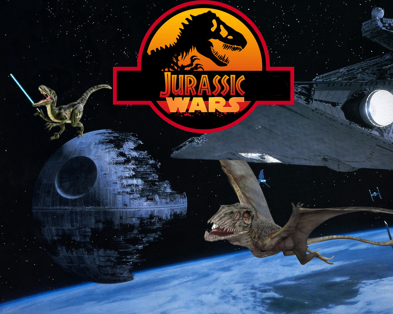 Jurassic War The Movie