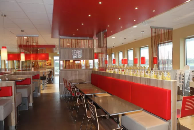 Burger King Manglerud